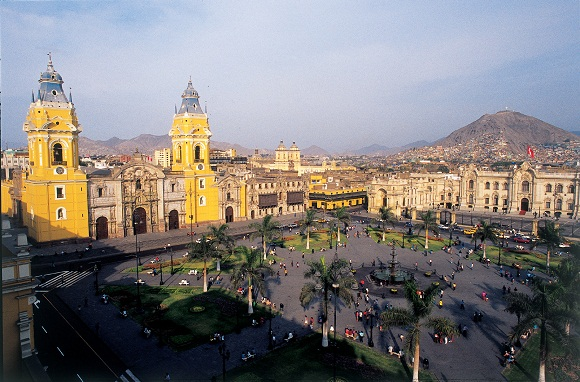 Lima Walking City Tour