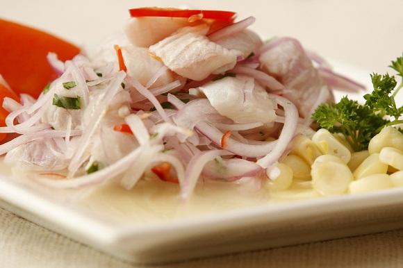 Ceviche - Lima Gastronomic
