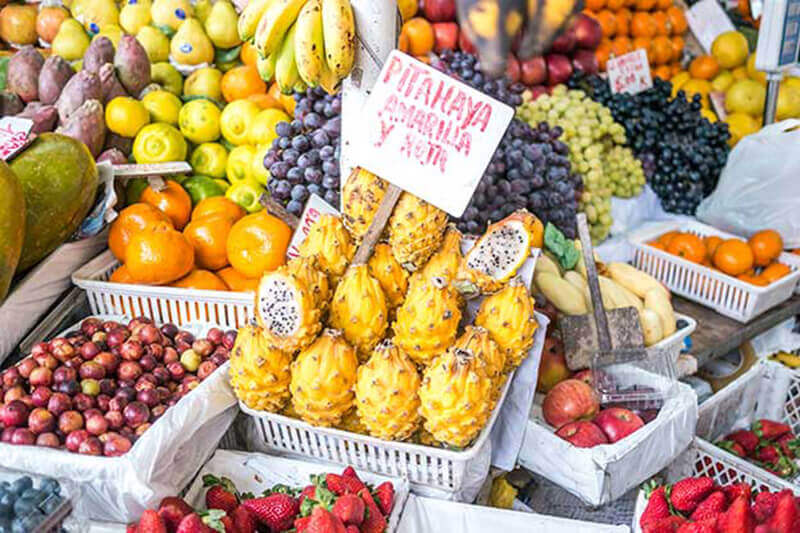 Food market Surquillo