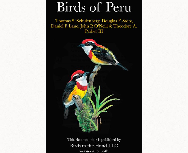 Birds of Peru - App